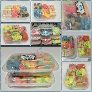 Assorted Gummies In Tub