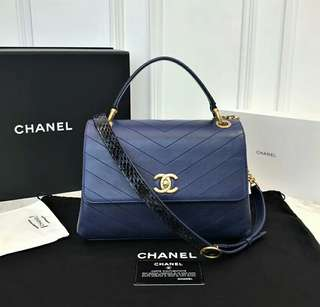 New Chanel coco handle
