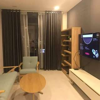 One year rental in Ho Chi Minh - district 4 (whole unit in Riva Park)