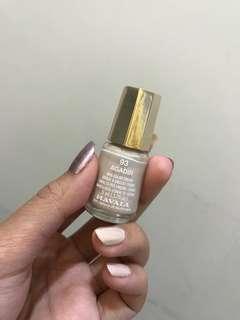 Mavala nail polish