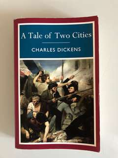 A Tale of 2 Cities - Charles Dickens