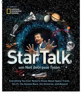 Star Talk by Neil deGrasse Tyson