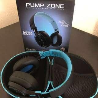 BlueAnt Pump Zone Wireless HD Audio (Blue)