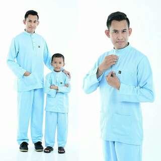 Baju Melayu Ayah & Anak