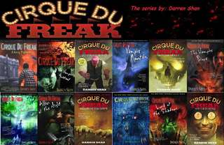 Cirque Du Freak Series (Darren Shan)