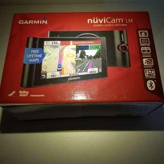 "Garmin Nuvicam - 2in1 Dashcam + GPS Navigator 6"" LCD"