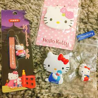 Hello Kitty souvenirs❤️
