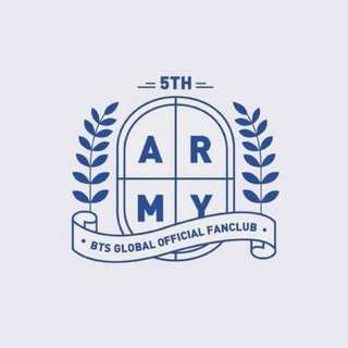BTS Global Official Fanclub ARMY 5TH MEMBERSHIP
