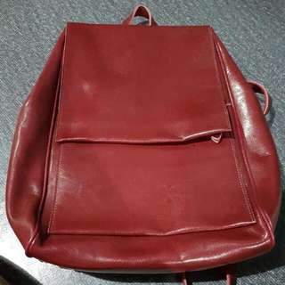 WTS: Brand New Red Bagpack