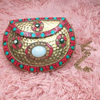 Brand new women clutch dinner formal from Delhi
