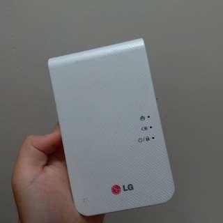 LG 印相機