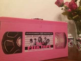 f(x) 2nd album, pink tape.