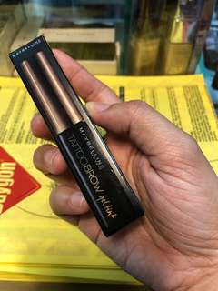 Maybelline Tattoo Brow (light brown)