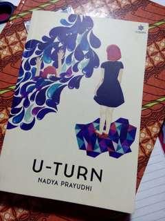 Novel Remaja U-TURN