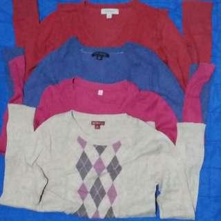 Sweatshirts (bundle)