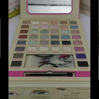 Nice Rose Eyeshadow & Brow Palette