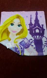 Tangle Rapunzel Hand Towel/Small Towel/Sapu Tangan
