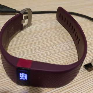 Fitbit Charge HR 智能手錶
