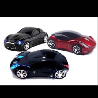 Car model wireless mouse