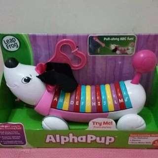 Leap Frog Alpha Pup