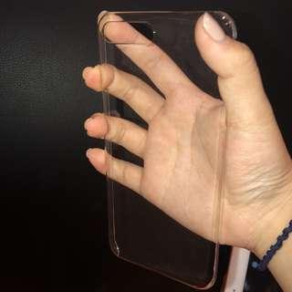 clear phone case (iphone 7plus/8plus)
