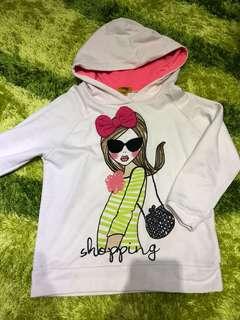 Shopping Girl Hoodie