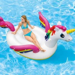 Brand New Free Delivery Unicorn Pegasus Inflatable Pool Float