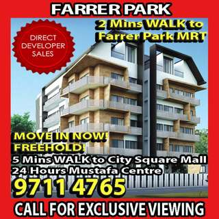 Freehold Condo - 8 Farrer Suites