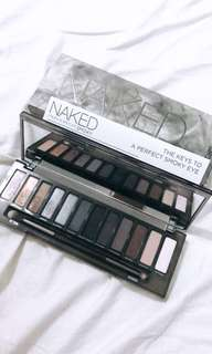Urban decay Naked Smokey Eyes