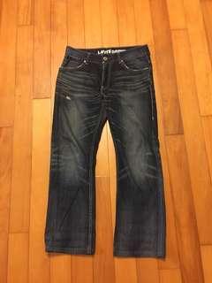 Levis522古著牛仔褲
