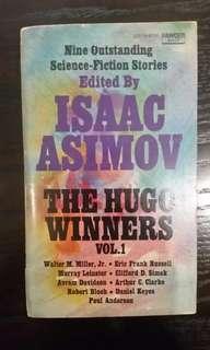 The Hugo winners volume 1 Nine Outstanding Science Fiction Stories Isaac Asimov