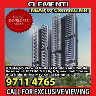 Twin VEW - Clementi MRT