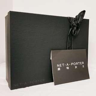 Netaporter Gift Box Set with nice logo on it