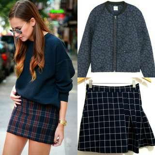 🚨REPRICED🚨Jacket Skirt Outfit