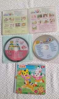 巧連智二手CD+DVD小班