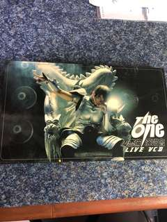 The one jay chou live vcd