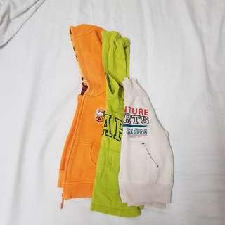 Boys long sleeve top jumper jacket kids clothes 18 - 24 months