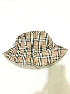 Burberry Inspired Bucket Hat