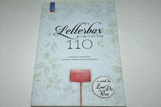 Novel Letterbox 110 - Lee Do Woo Korea