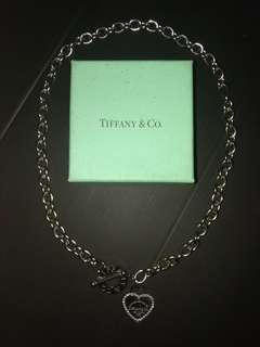 Tiffany and company necklace