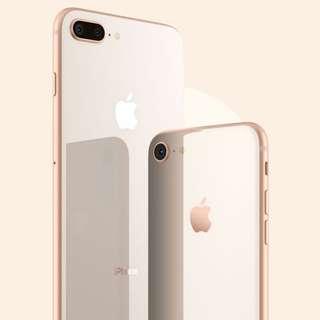 Iphone8plubs(金)