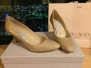 Jimmy Choo Shoes 98% new