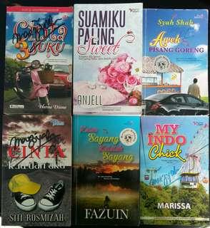 Novel Melayu