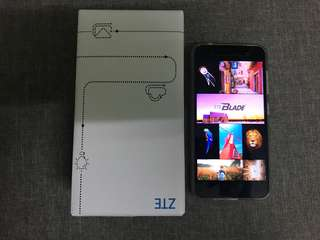 Zte Blade A520 Android Phone