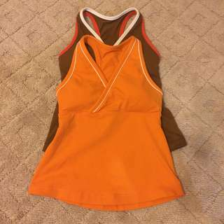lululemon athletic sport tops