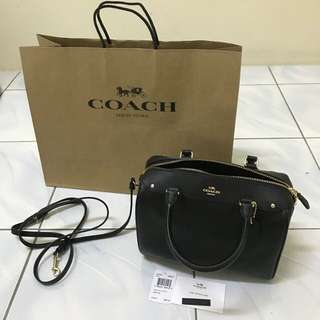 Coach - mini bennett satchels