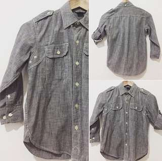 Gap Kids | Long Sleeve Shirt | Size S (6-7Y) | 100% cotton