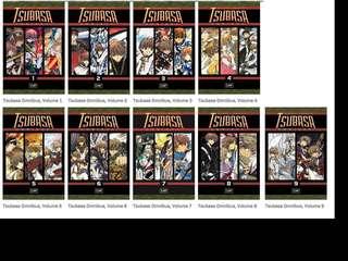 (WTB) Tsubasa Chronicle Manga