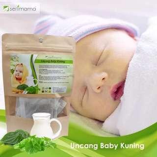 Uncang Baby Kuning
