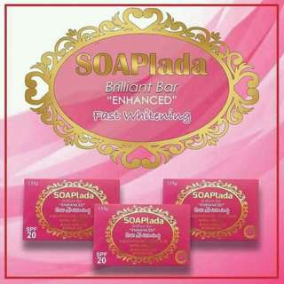 Whitening Soap SOPLADA